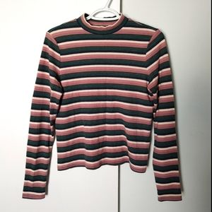 🔥3/$25 | AEO | mock neck top